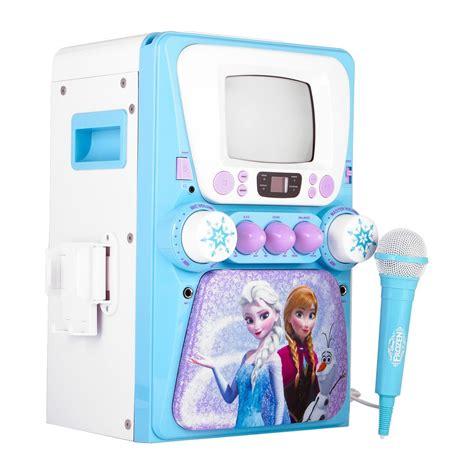 Sale Portable Microphone Frozen Mic frozen karaoke machine singing tips and karaoke machine reviews