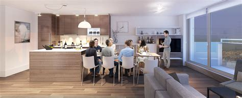 Kitchen Island With Seating For Small Kitchen by Making The Most Out Of Small Apartments Using