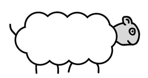 imagenes para dibujar de ovejas dibujos faciles de ovejas imagui