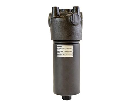 hydraulic filter housing high pressure hydraulic filter housing trinity trailer