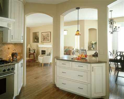 Angled Kitchen Cabinets by Custom Contemporary Kitchen Cabinets Alder Wood Java