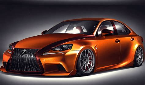 red lexus 2014 lexus is 250 2015 f sport image 89
