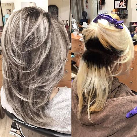 blonde hair with feathered low lights on ends balayage 25 best ideas about blonde with dark roots on pinterest