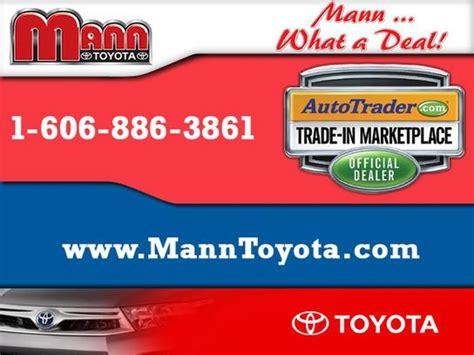 Mann Toyota Prestonsburg Ky Mann Toyota Prestonsburg Ky 41653 8661 Car Dealership