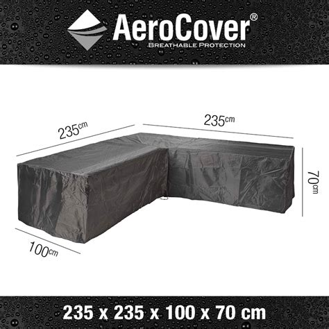 loungesethoes l loungesethoes l vorm 235x235xh70 aerocover