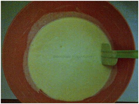 Choco Cheese Uk 20cm Loyang Bulat dapoer joglo strawberry cheese cotton cake