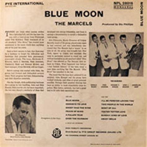 gene bricker the marcels page