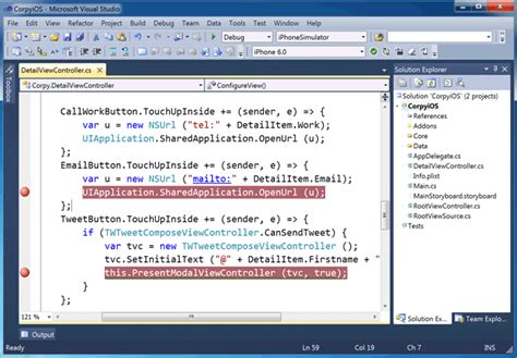 xamarin tutorial visual studio pdf xamarin 2 0 extends visual studio support for mobile