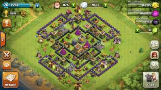 Clash of clans wall strategy devdas angers