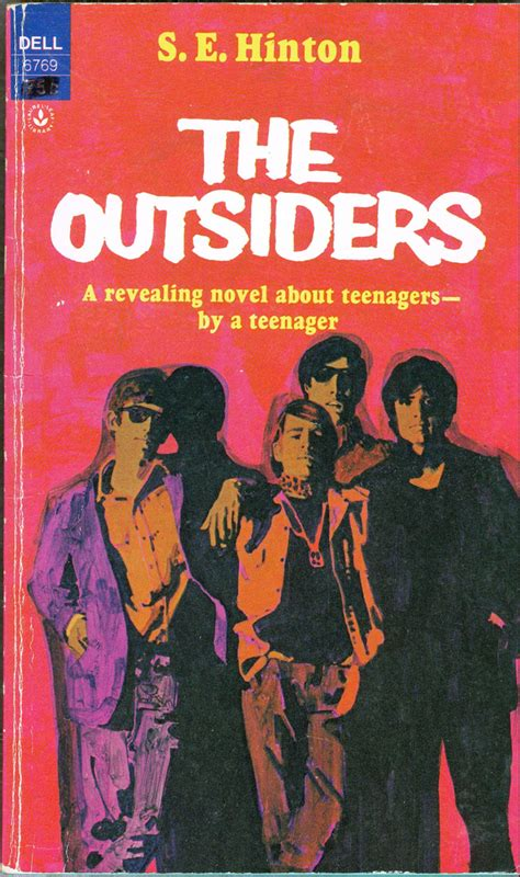 different themes in the outsiders teacher adolescent readers shouldn t be sheltered from