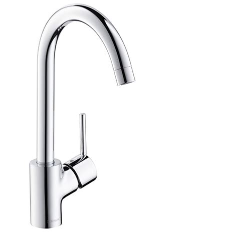hansgrohe talis kitchen faucet low pressure faucet for the kitchen and bathroom