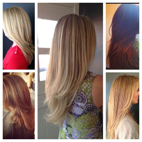 Types Of Hair Layering by Hair Great Pic To Show Clients The Different Types