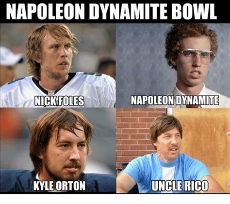 Nick Foles Meme - 25 best memes about napoleon dynamite napoleon dynamite
