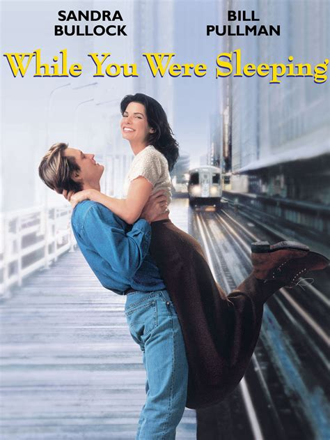 While You Were Sleeping 1995 Review And Trailer while you were sleeping trailer reviews and more
