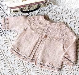 yoke knitting pattern ravelry yoke and moss stitch cardigan pattern by