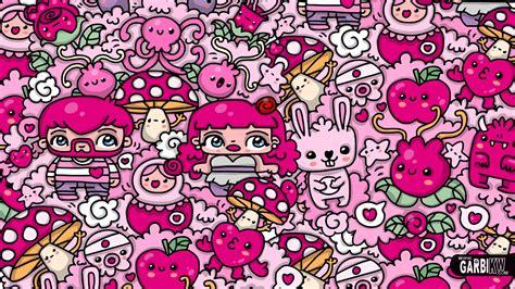 wallpaper tumblr doodle kawaii pink kawaii graffiti and cute doodles by garbi