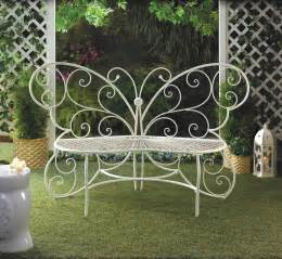 Wholesale Patio Accessories Butterfly Garden Bench Wholesale At Koehler Home Decor