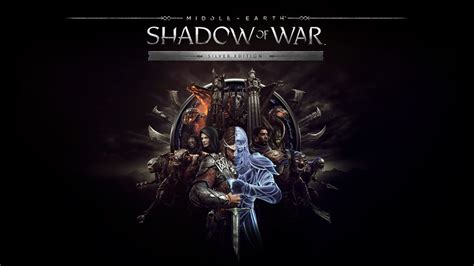 Middle Earth Shadow Of War Silver Edition Reg 3 Ps4 middle earth shadow of war silver edition on xbox one