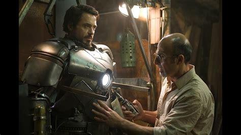 filme schauen minecraft the first movie tony stark builds mark 1 first suit up scene iron man