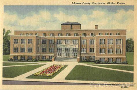 Johnson County Ks Court Records Johnson County Courthouse Olathe Ks