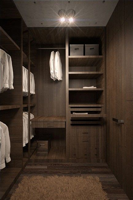 Walk In Closet In Small Bedroom by фото K Design Of Apartments Cabine