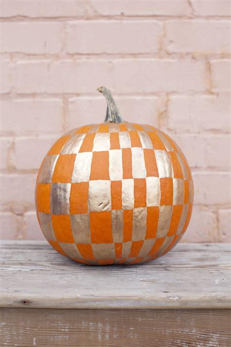 10 Easy No Carve Pumpkin Easy No Carve Pumpkin Ideas A Beautiful Mess