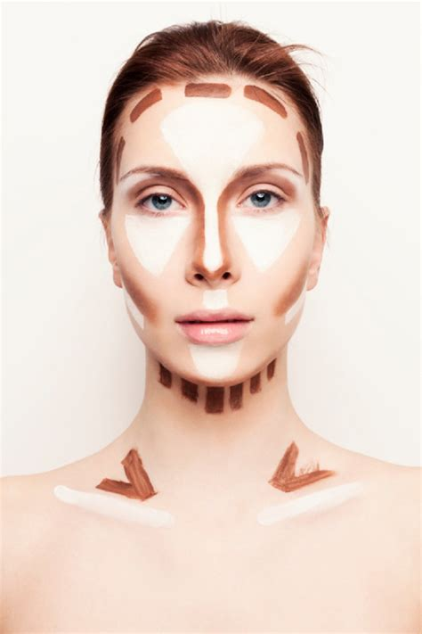 Make Up Contour Top 10 Whole Makeup Contouring Guide Top Inspired