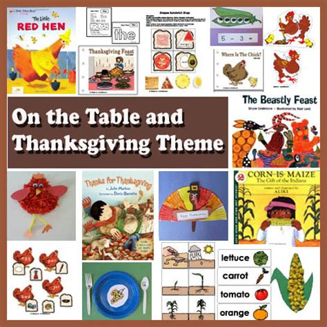 kindergarten themes thanksgiving thanksgiving crafts activities games and printables