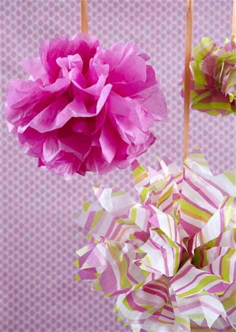 How To Make Bows With Tissue Paper - how to make a beautiful floral tissue paper bow