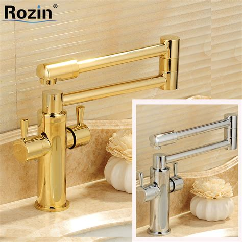 upscale kitchen faucets upscale kitchen sinks upscale chrome golden luxury kitchen sink faucet stretch folding