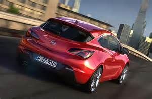 Opel Hatchback Cars Sporty Opel Astra Gtc Hatchback Heading To U S As A Buick
