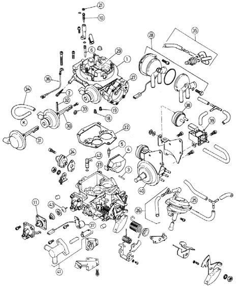 Carbu Pierburg 2e2 Et Starter Aut Vw Scirocco Gt 1 8