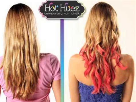 Ready Stock Pewarna Rambut Huez Temporary Hair Chalk huez 4 colors diy temporary hair end 6 23 2019 4 15 pm