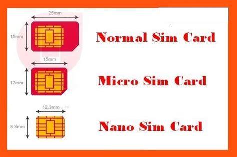 a sim card into a micro sim vodafone payg standard micro nano voice sim