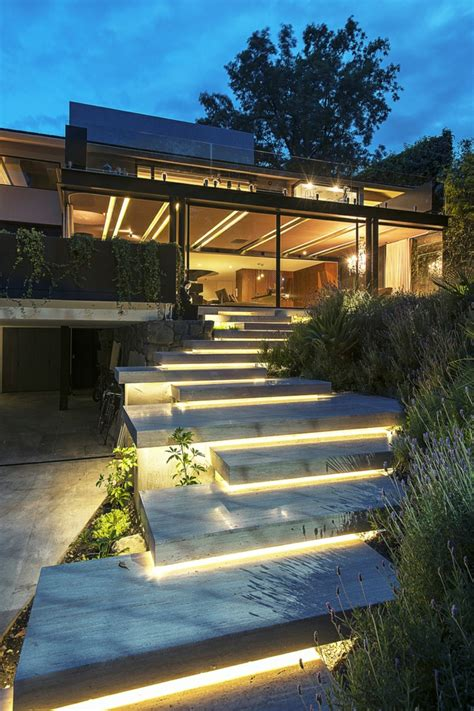 outdoor led stair lights garden stair lighting and you make catcher fresh design