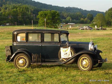 Small Car 1931 chevrolet 4dr sedan photo john f burns photos at