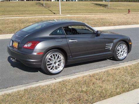 Buy Chrysler Crossfire by 2005 Chrysler Crossfire 2005 Chrysler Crossfire For Sale