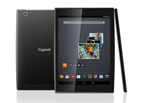 8 inch android tablet gigaset qv830 a affordable 8 inch android tablet review