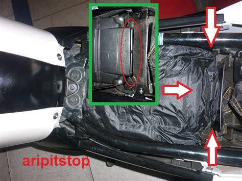Jas Hujan Motor Vixion Aripitstop 187 Motor Sport Mbrebet Dan Mogok Karena Jas