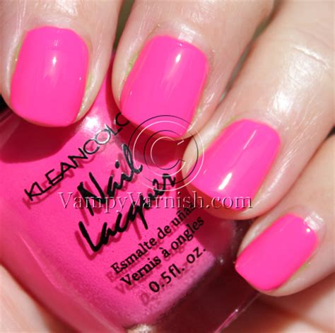Zoya In Motion Black a plethora of pink nail for s day
