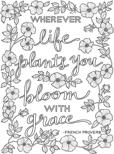 inkspirations inthegarden bloom  grace