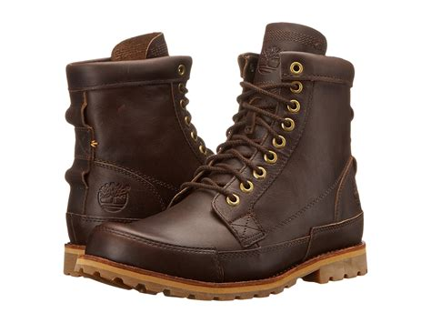 Timberland Earthkeepers Rugged 6 Boot by Timberland Earthkeepers 174 Rugged Original Leather 6 Quot Boot