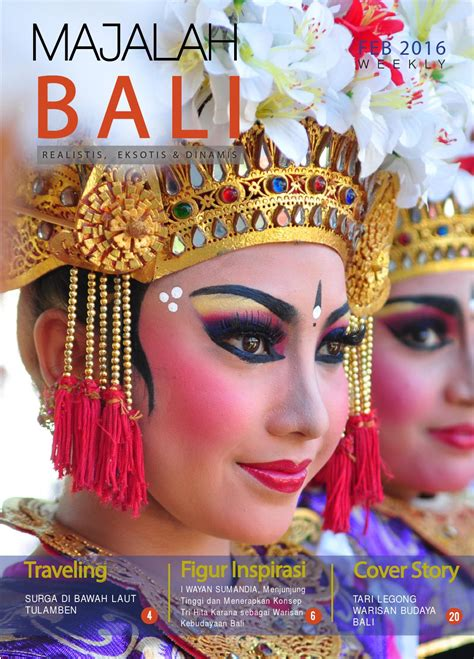 tutorial makeup tari bali majalah bali edisi februari 1 by balimediagroup issuu