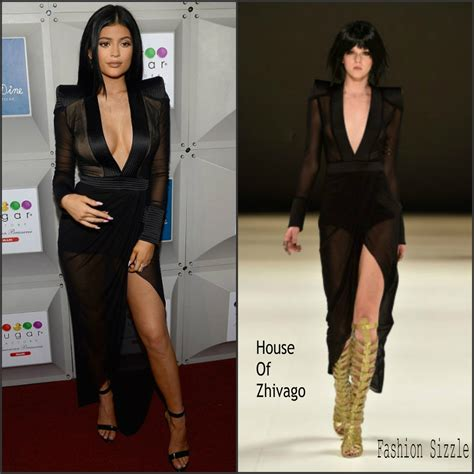 kylie house kylie jenner in house of zhivago at sugar factory miami opening house fashion sizzle