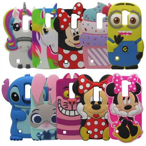 Silicon Casing Softcase 3d Lg Lg Magna 4 for lg magna spirit 3d smiling minnie soft