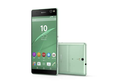 Hp Sony Xperia Android C5 xperia c5 ultra offers two 13mp cameras and a near
