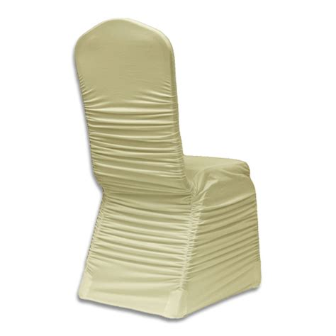 spandex chair covers ivory linens banquet chair cover ruched spandex ivory