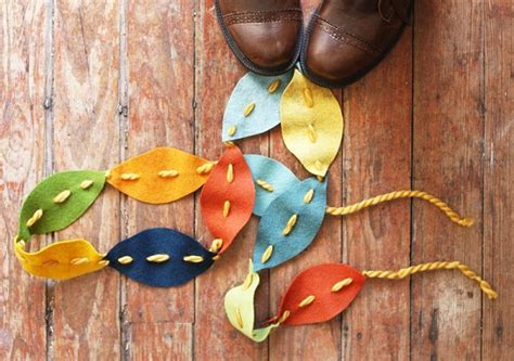 fall garlands decorations diy garlands that will spice up your home for fall