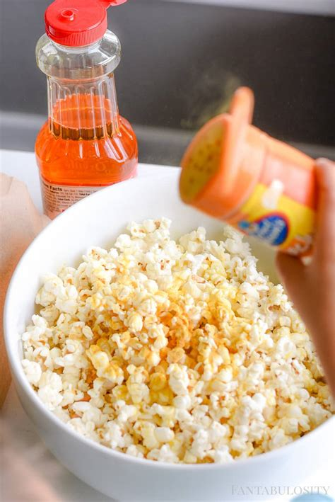 homemade popcorn   microwave fantabulosity