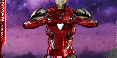 avengers endgame iron man hot toys figure coming